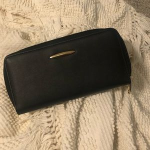 Handbags - Black Wallet - NWOT